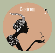 The Capricorn Woman