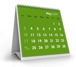 May 2009 Horoscopes Calendar