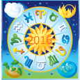2016 Horoscopes for each sign