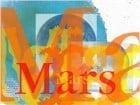 Mars plaque