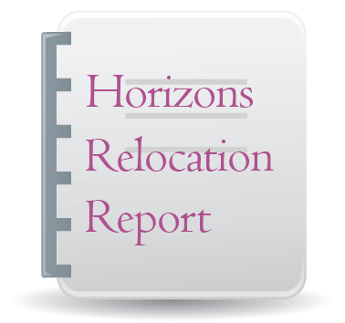 Horizons Relocation Report Cafe Astrology Shop
