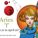 The Aries Woman - March 21 to April 20 (approximate)