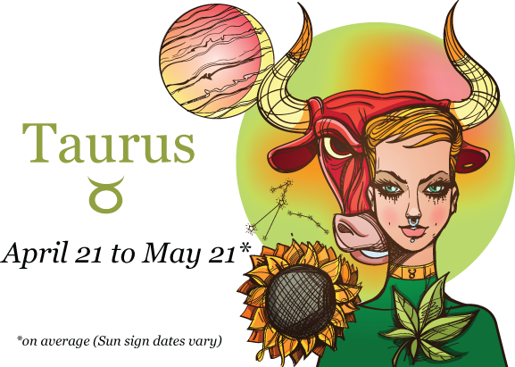 The Taurus Woman - Sun sign dates