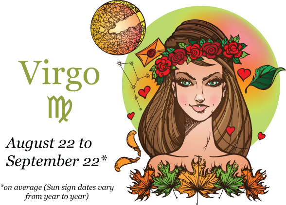 The Virgo Woman - Sun sign dates