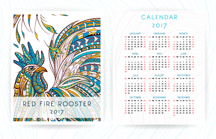 2017 is the Year of the Red Fire Rooster
