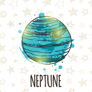 Neptune Transits: Through the Natal chart houses