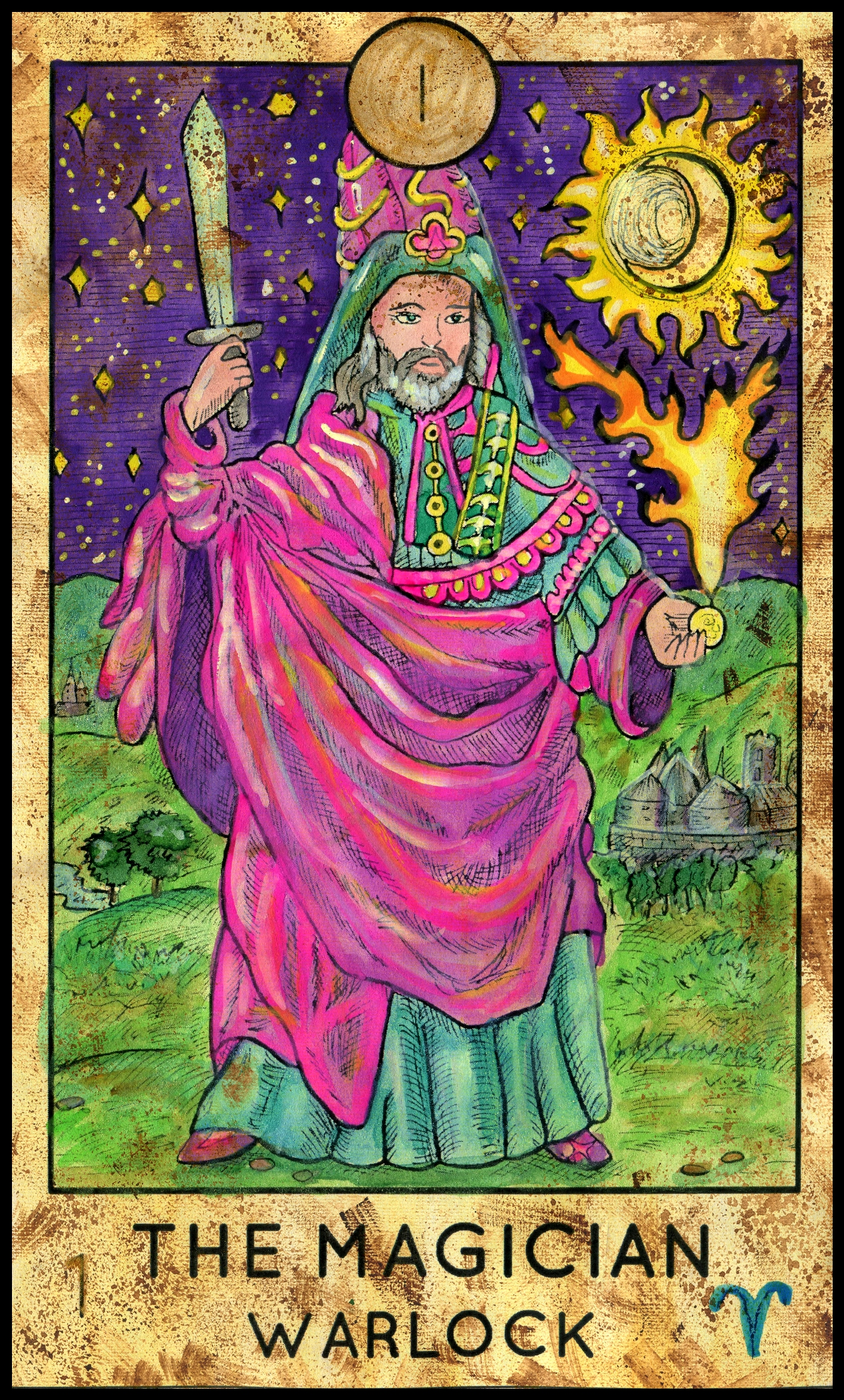 Tarot Oracle Answer: The Magician