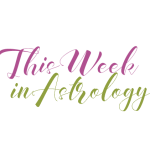 This Week in Astrology: June 3 to 9, 2018