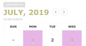 Astrology Calendars