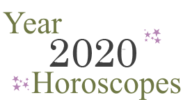 Year 2020 Horoscopes