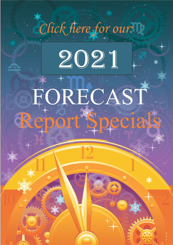 2021 Yearly Forecasts